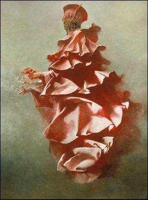 Beksiński 1986