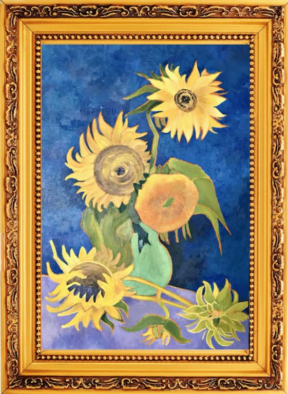Słoneczniki Vincent van Gogh
