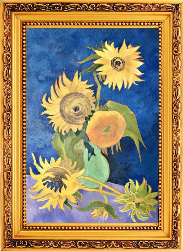 Obraz Słoneczniki Vincent van Gogh