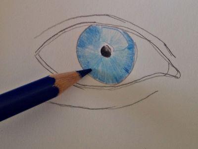 Rysunek oka