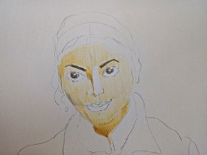Rysunek Michael Jackson