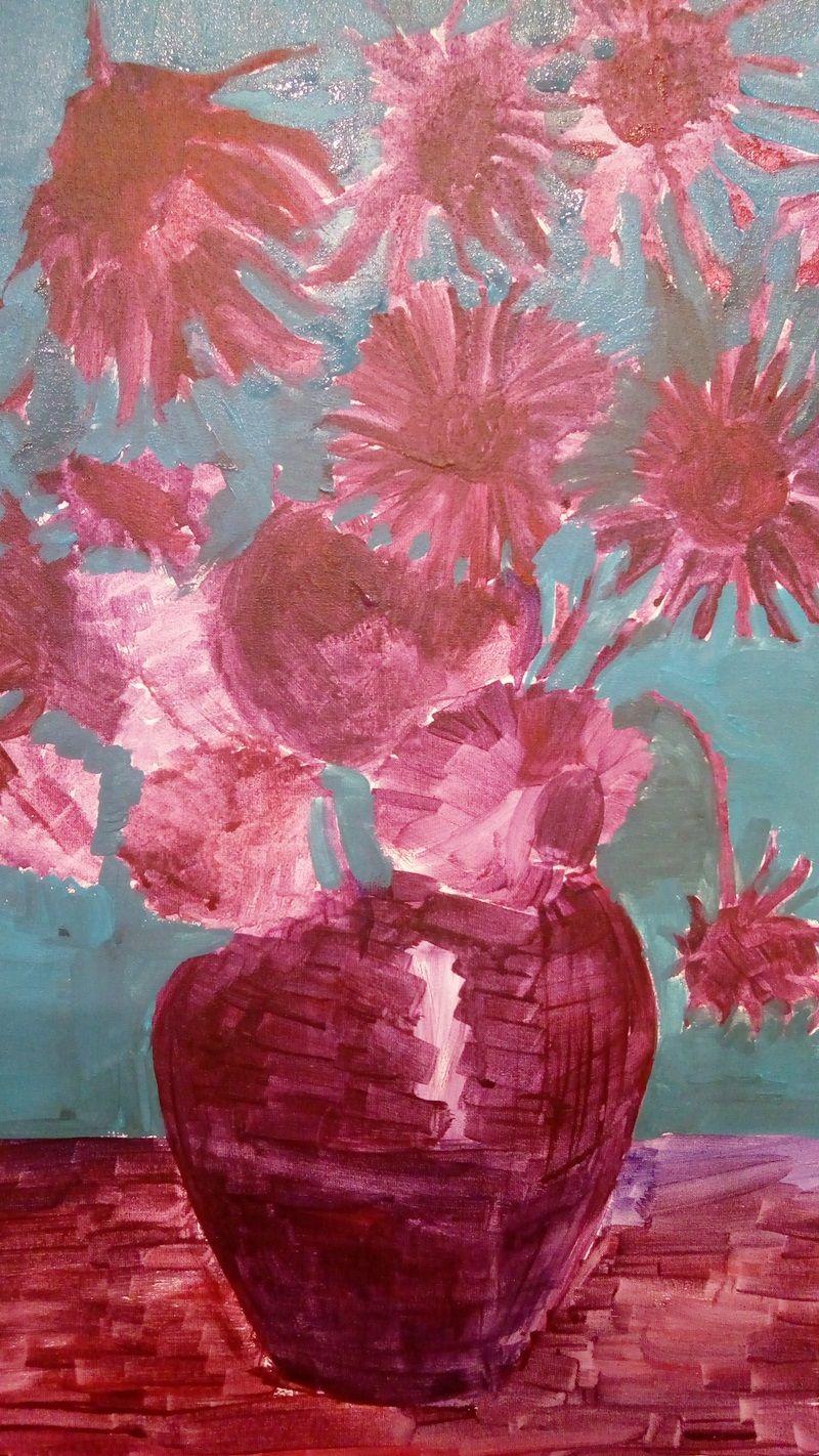Słoneczniki van Gogha (4)