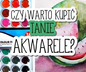 Tanie akwarele Simply Watercolour Daler Rowney