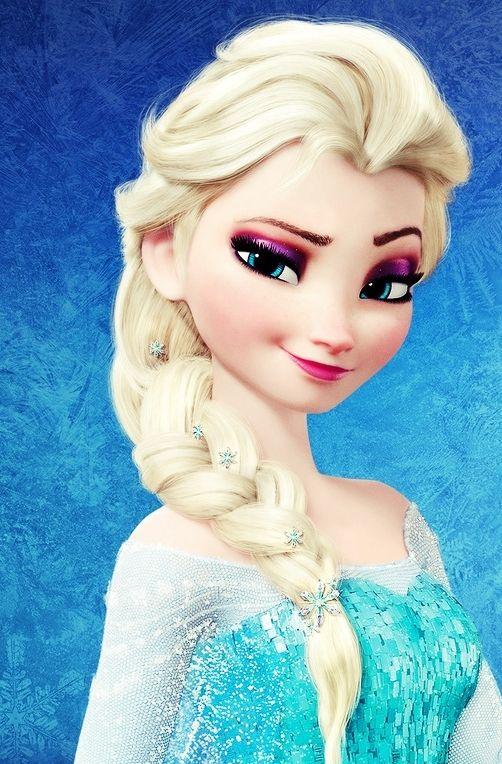 Elsa – jak narysować? Rysunek krok po kroku