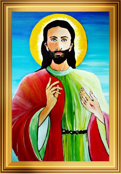 obraz pana jezusa