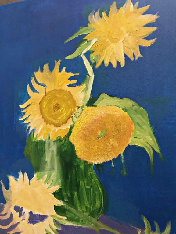 pięć słoneczników vincent van gogh