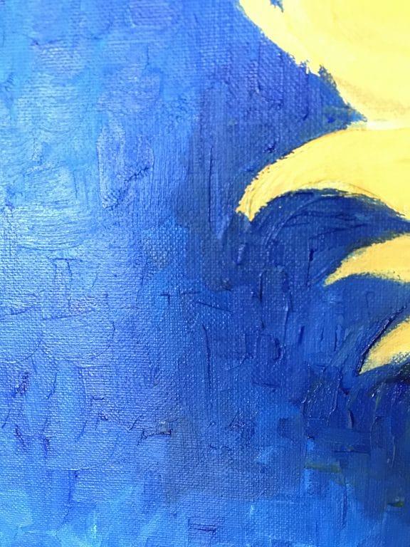 obraz akrylowy vincent van gogh