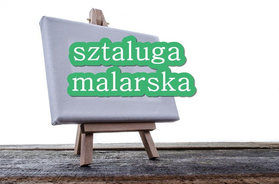 sztaluga malarska