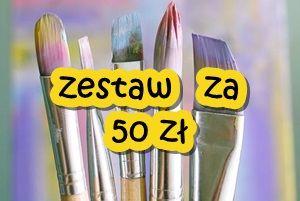 tanie zestawy do malowania farbami